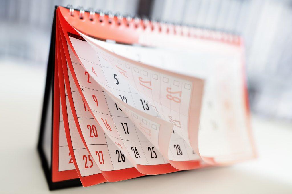 ◆2021年版カレンダーの祝日表記について