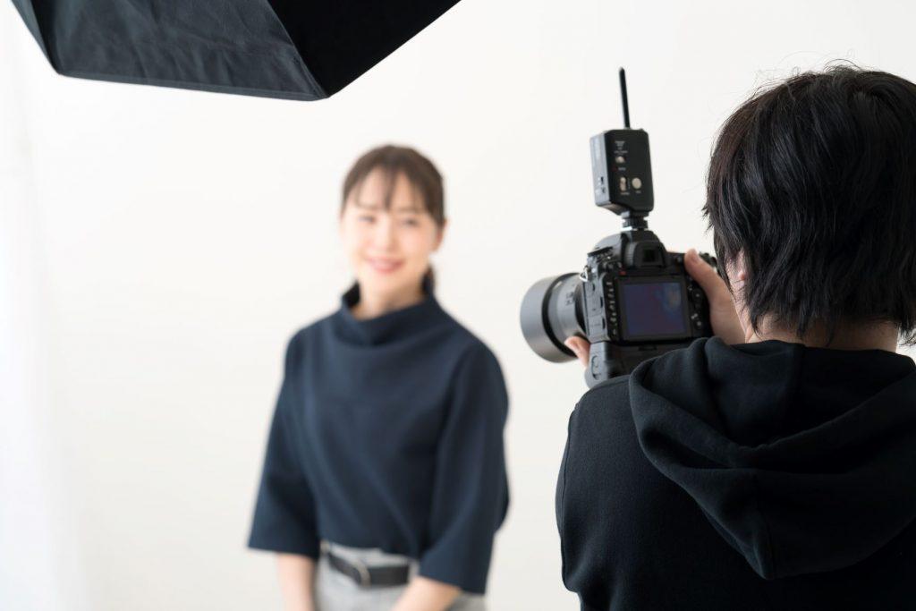 ◆教えて社内報づくり 新入社員の写真撮影にトライしてみよう②