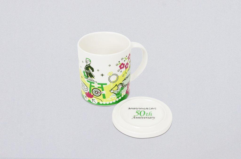 オリジナルマグカップ デザイン